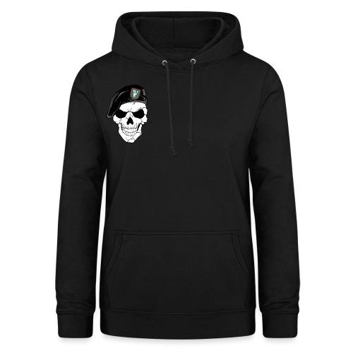 Veterans Platoon Skull - Dame hoodie