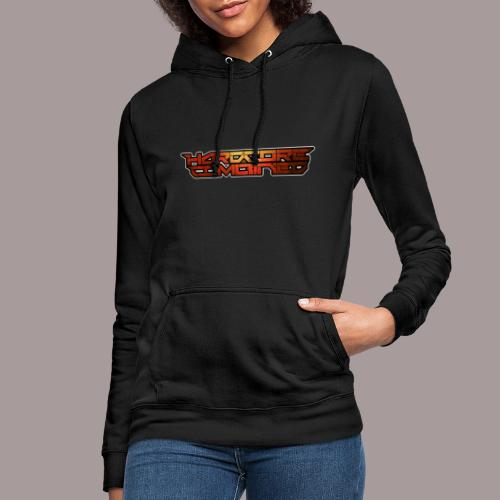 hc letters with effect 1 - Vrouwen hoodie