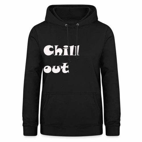 chill jugend ruhig Schriftzug geburtstag chillig - Frauen Hoodie