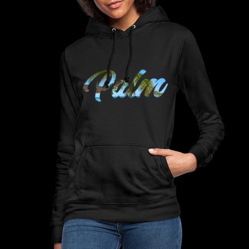 Beach Palm - Dame hoodie