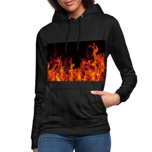 Feuer c OlgaMiltsova iStock GettyImages scaled - Frauen Hoodie