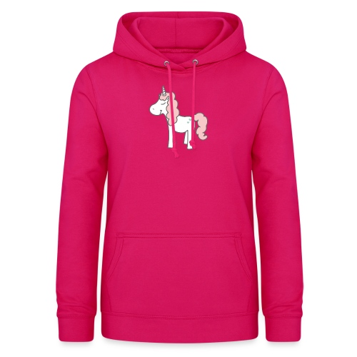 unicorn as we all want them - Dame hoodie
