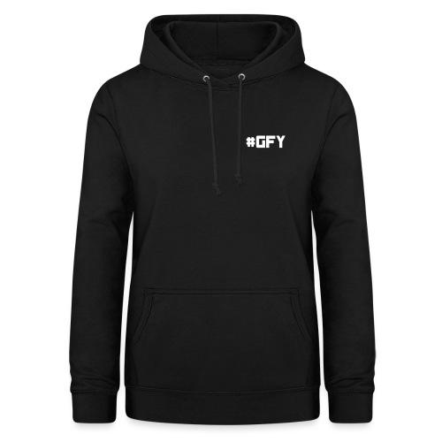 #GFY - Go Fuck Yourself - Frauen Hoodie
