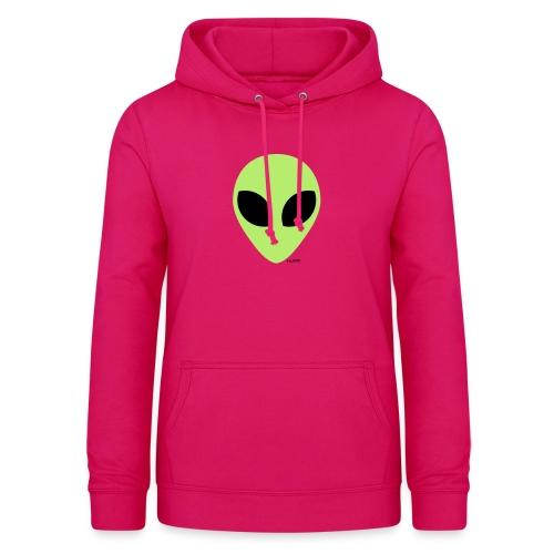 alien - Vrouwen hoodie