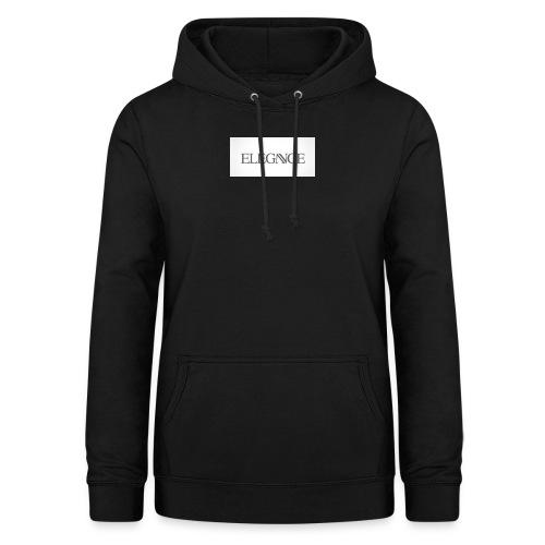 T-shirt Elégance - Sweat à capuche Femme