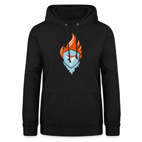 Fire and Ice 3C - Frauen Hoodie