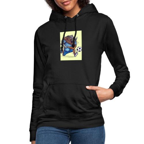 Soccer Mascot - Frauen Hoodie