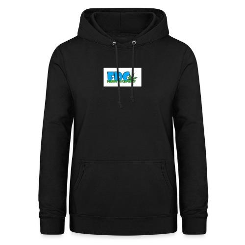Logo_Fabini_camisetas-jpg - Sudadera con capucha para mujer