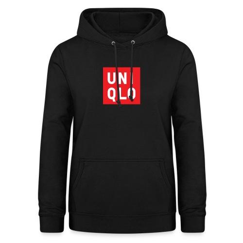 UNIQLO logo - Vrouwen hoodie