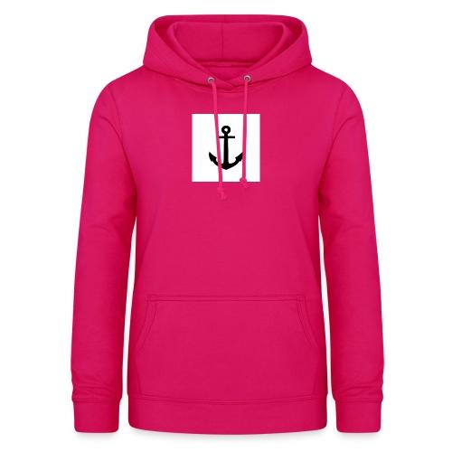 hoodie met anker - Vrouwen hoodie