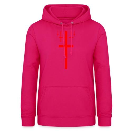 cross christus god jesus - Women's Hoodie
