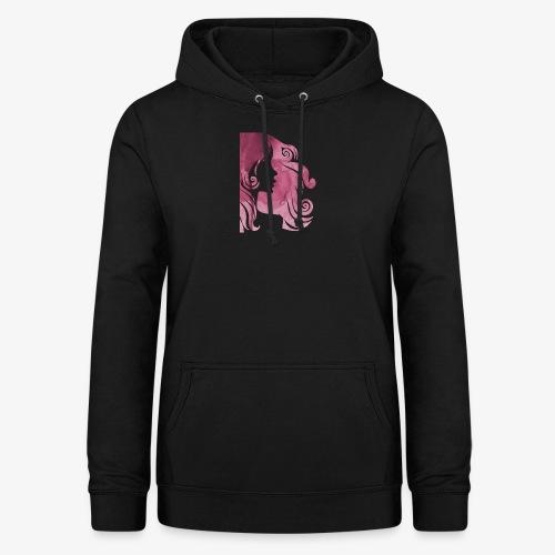 pink-930902_960_720 - Sweat à capuche Femme