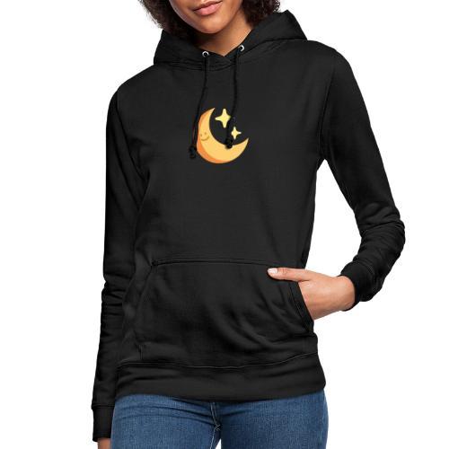 luna - Sudadera con capucha para mujer