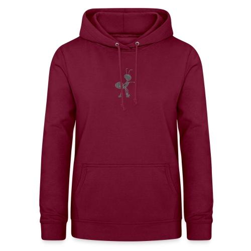 Mier wijzen - Vrouwen hoodie