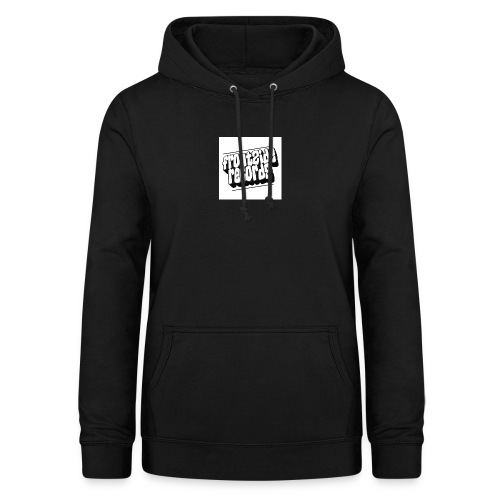 newfrontzidelogo - Dame hoodie