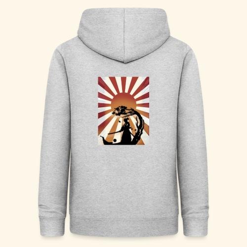 Japan Rising sun - Sweat à capuche Femme