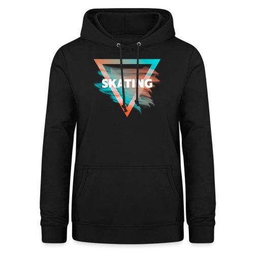Skating Diffus - Frauen Hoodie