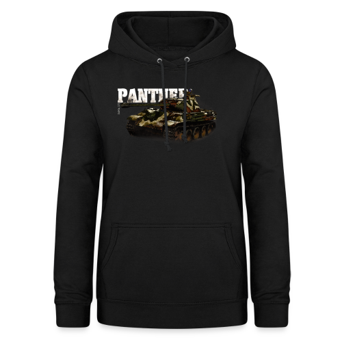 - Germany - Panther (Sd.Kfz. 171) - Frauen Hoodie