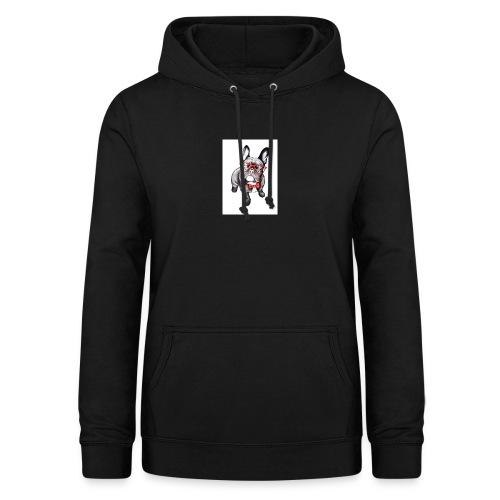 hi - Sudadera con capucha para mujer