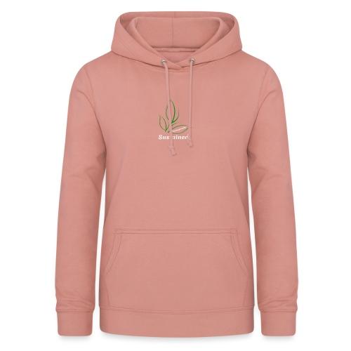 Sustained Sweatshirt Navy - Dame hoodie