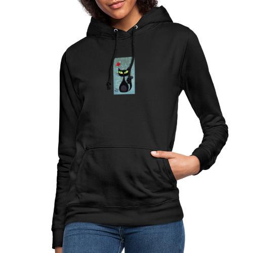 misi - Sudadera con capucha para mujer