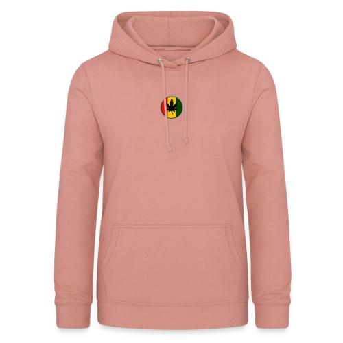 weed logo - Dame hoodie