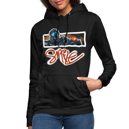 Smile Design - Frauen Hoodie