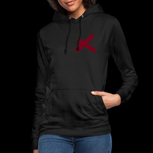 Sakerex - Sudadera con capucha para mujer