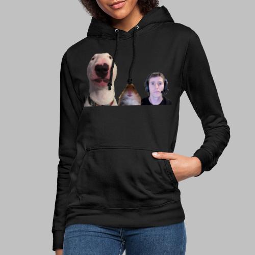 3 Amigos Walter, Hamster and Ltt. - Vrouwen hoodie