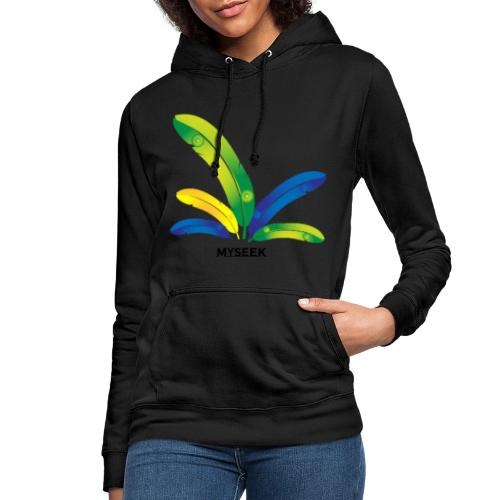 Bright Feather - Women's Hoodie