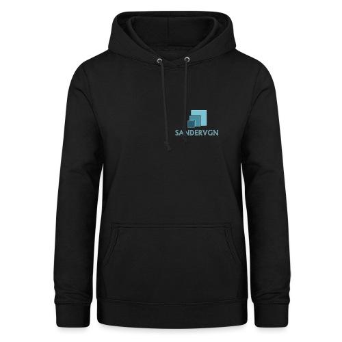 logo shirt - Vrouwen hoodie