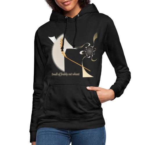 Wheat djf - Sudadera con capucha para mujer