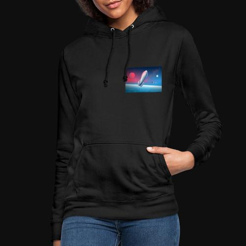 Ariane 6 - To the Moon - By Mr.fro_man - Women's Hoodie