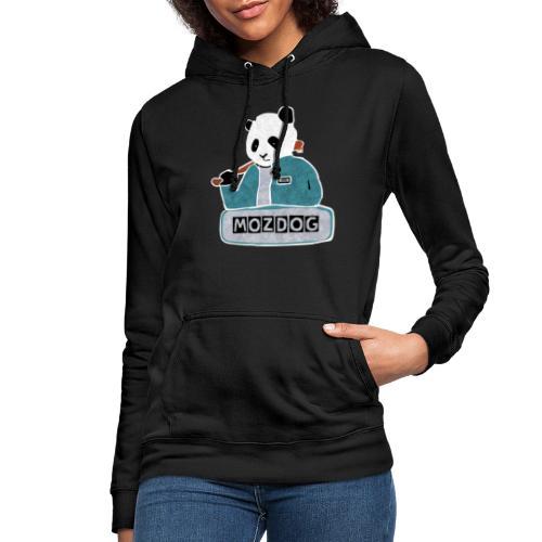 MOZDOG Panda Style - Women's Hoodie