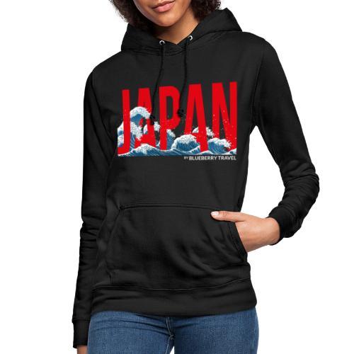 Japan - Felpa con cappuccio da donna