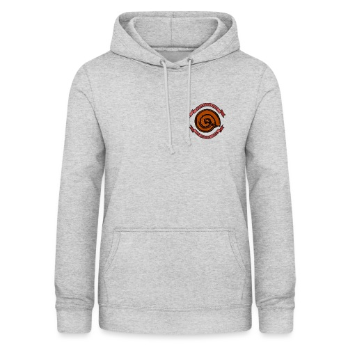 Cinnamon rolls - not gender roles - Dame hoodie