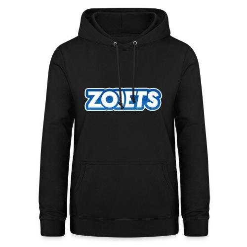Zoiets - Vrouwen hoodie
