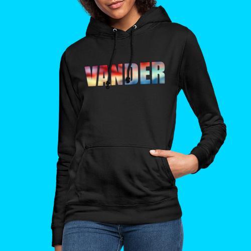 Vander Colorful - Women's Hoodie