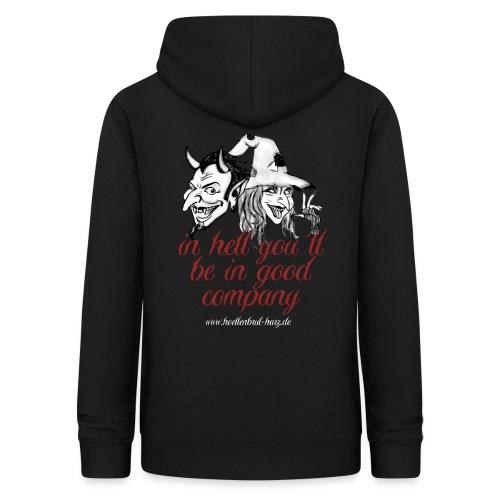 In hell... - Frauen Hoodie