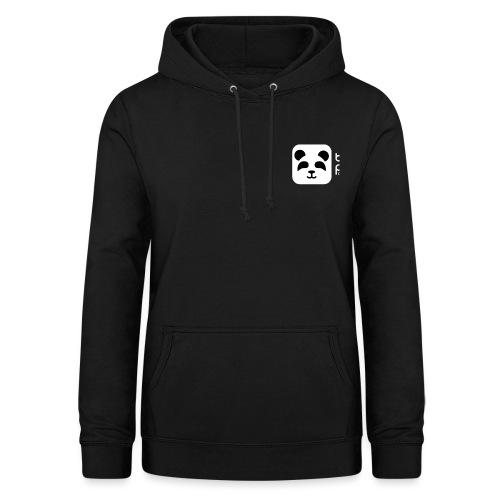 Oso Panda - Sudadera con capucha para mujer