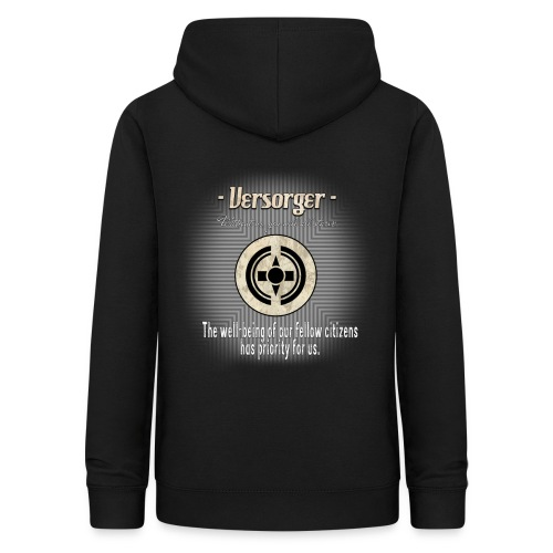 Versorger The well being has priority - Frauen Hoodie