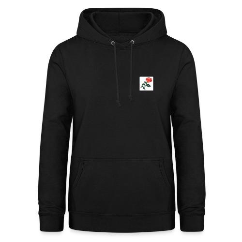 Rose anti social - Vrouwen hoodie