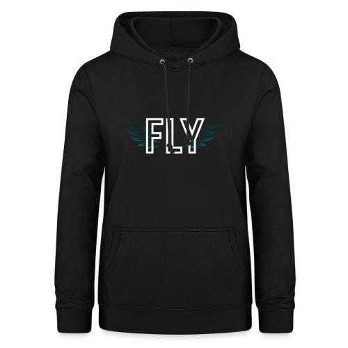 Wings Fly Design - Women's Hoodie