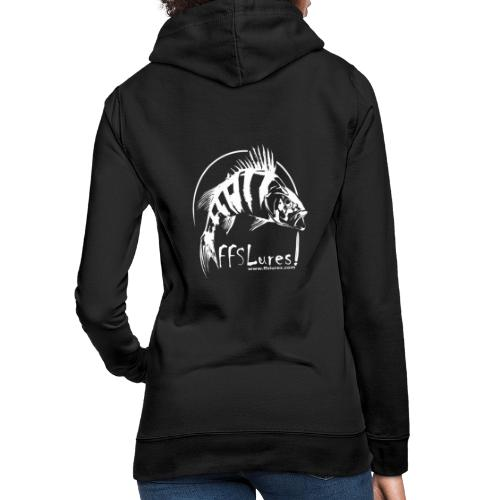 Clothing White Logo - Women's Hoodie
