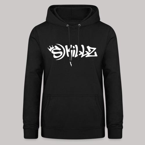 S Killz weiss - Frauen Hoodie