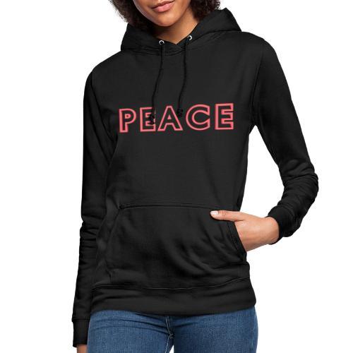 Peace Logo - Women's Hoodie
