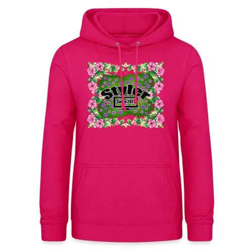Styler Bloemen Design - Vrouwen hoodie