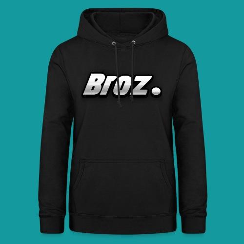 Broz. - Vrouwen hoodie