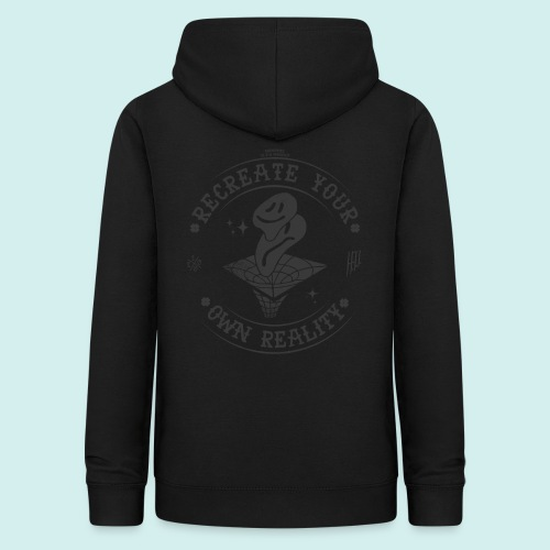 HELL apparel | RECREATE YOUR OWN REALITY | 2020 - Frauen Hoodie