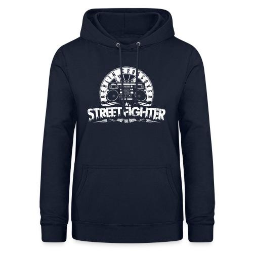 Street Fighter Band (White) - Frauen Hoodie